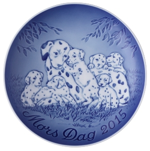 2015 Bing & Grondahl Mother's Day Plate