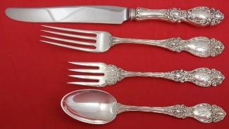 Wallace Lucerne Teaspoon Sterling Silver Flatware