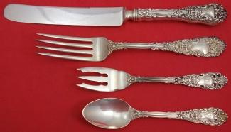 Dominick /& Haff Marie Antoinette Teaspoon Sterling Silver Flatware