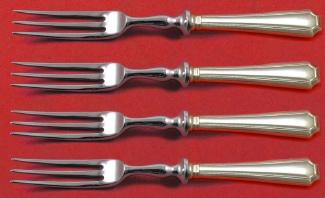 Fairfax by Durgin-Gorham Sterling Silver Horseradish Scoop Custom Made