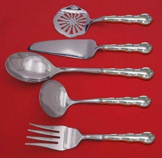 "Rondo by Gorham Sterling Silver Ramekin Fork Custom Made 5 3//4/"""