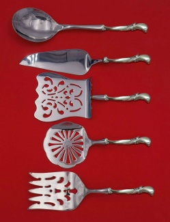 """Waltz of Spring By Wallace Sterling Silver Baby Fork 4 3//8/"""""""