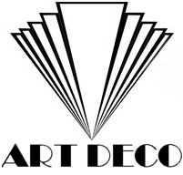 Art Deco Patterns on a home design