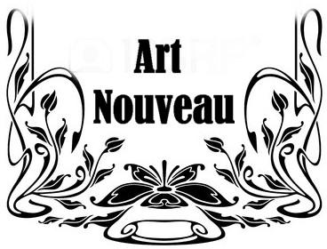 popular silver patterns art nouveau silver patterns